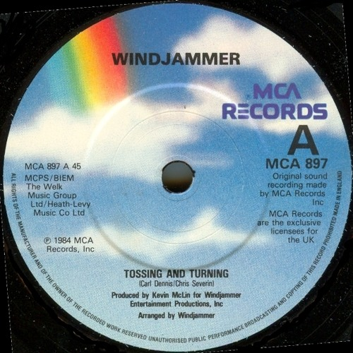 Windjammer - Tossing and Turning (This That Re-edit)