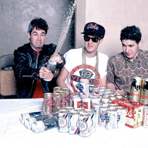 Looking down the barrel of a gun by The Beastie Boys (DJ SWAMP REMIX)