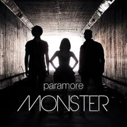 Me singing Monster by Paramore