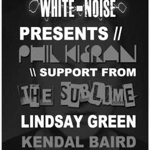 Lindsay & Kendal - White Noise Promo