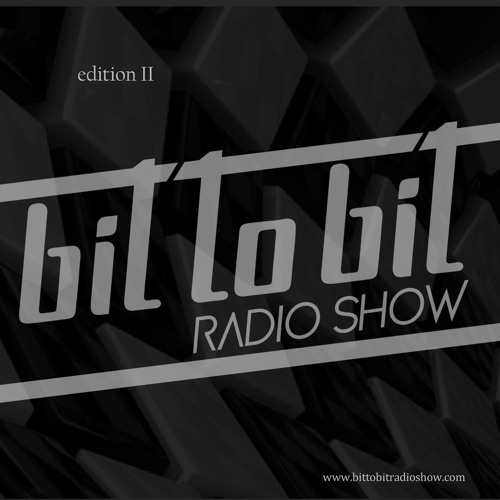 """Bit to Bit Radio Show"" (edition 2) May 2012 by capo & comes"