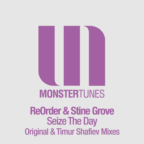 ReOrder and Stine Grove - Seize the Day (Original Mix) on ASOT