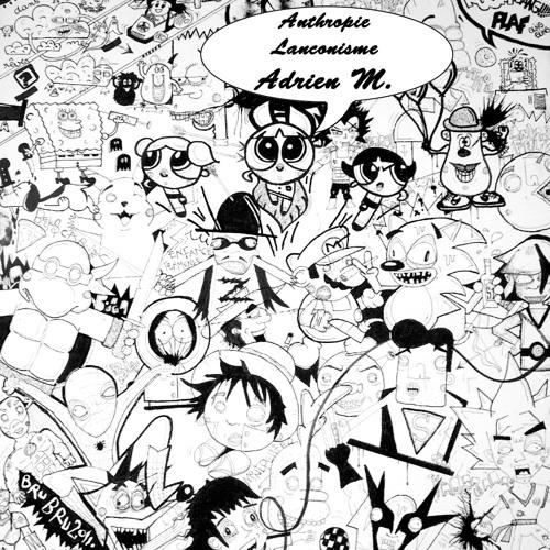 Anthropie EP - Adrien M // Adro Rec