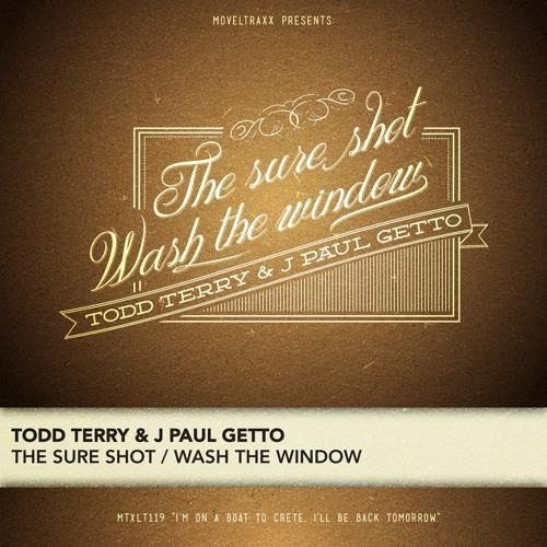 TODD TERRY & J PAUL GETTO - The Sure Shot (Original Mix)