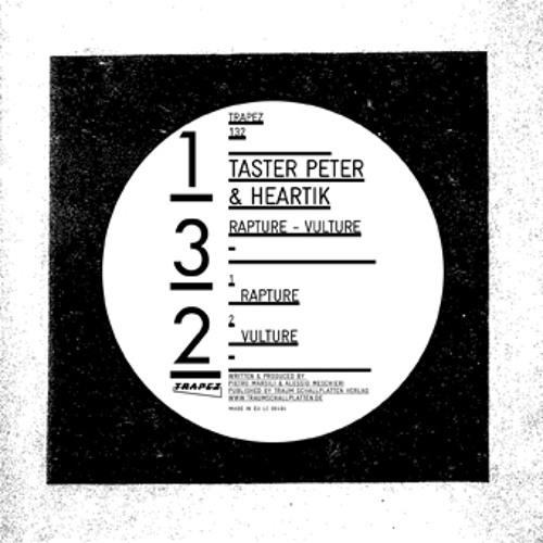Taster Peter & Heartik - Vulture (Original Mix) [Trapez]