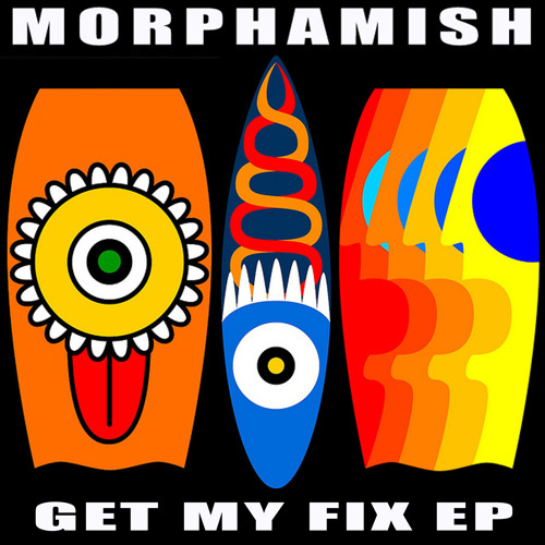 Get My Fix (Morphamish Mix) - Morphamish & Tekkerz BLM054 FREE DOWNLOAD