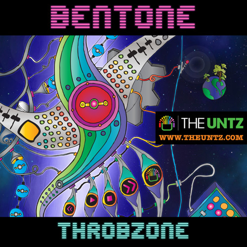 Bentone - 2. Throb Lowe - Throbzone EP