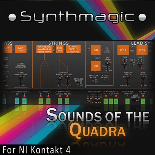 Sounds Of The Quadra