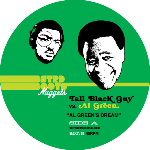 "Talk Together - Tall Black Guy (from the Tall Black Guy vs Al Green 7"")"