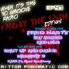 Boogiebeat Radio EP47 w/ Freq Nasty + Memory 9 + Shut Up And Dance