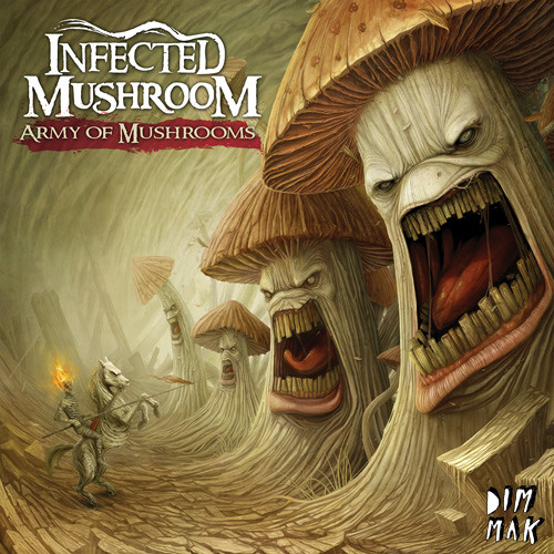 Infected Mushroom - Never Mind