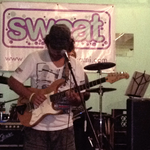 Herbieman - Your song | Live @ Sweat Records | 05.05.12