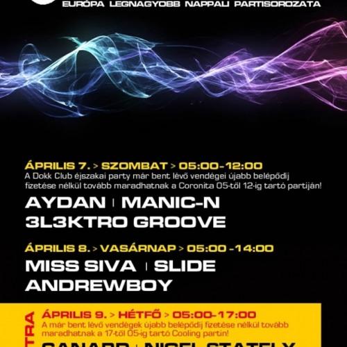 Canard NigelStately Stick DeepJunior Coronita Extra Live (2012 04 09) 2.rész