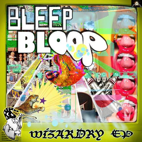 Bleep Bloop - Bass Bay Brainiacs ft Alfabetiks Anonymous (Hypha's Sludgey Slow Refix)