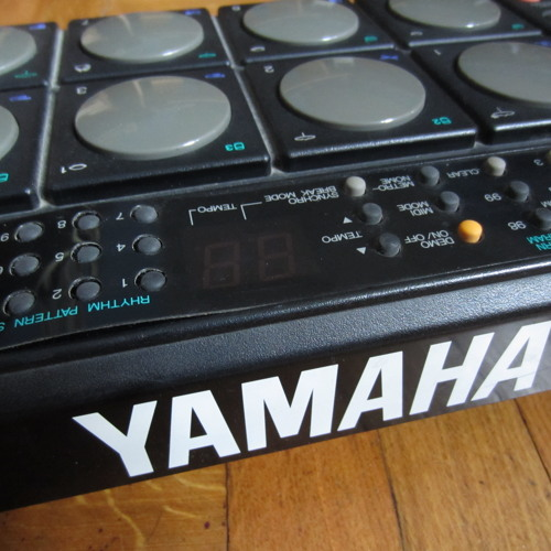 Yamaha DD-10 Toy Drum Machine Sessions DEMO