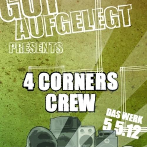 4corners-crew live@gut aufgelegt vienna may 2012 pt.1