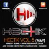 HECTIK MIXTAPE VOL 17 - 2012