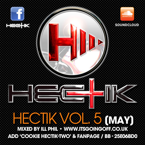HECTIK MIXTAPE VOL 17 - 2012