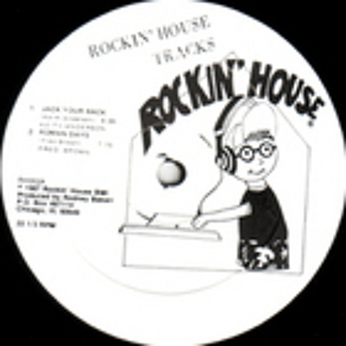 KENNY K COLLINS - BEAT MY HOUSE -  RH 002   ROCKIN' HOUSE TRACKS   produced by RODNEY BAKERR