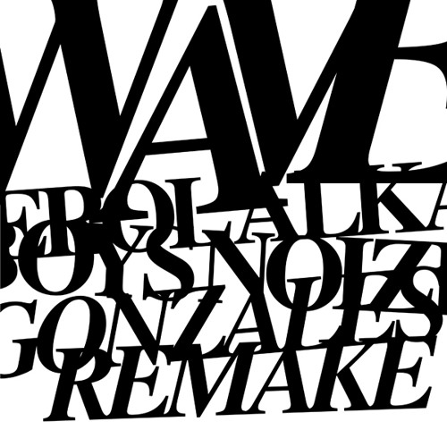 Erol Alkan & Boys Noize - 'Waves' (Gonzales Piano Remake)