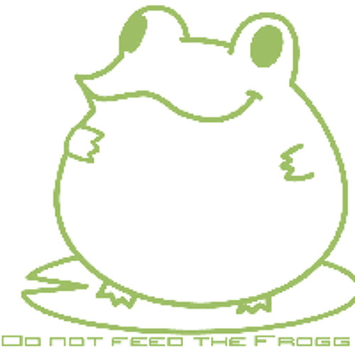 DJ Fro99666-a frog in the water
