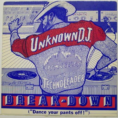 DJ Endy Break Down (Dance Your Pants Off) Remix