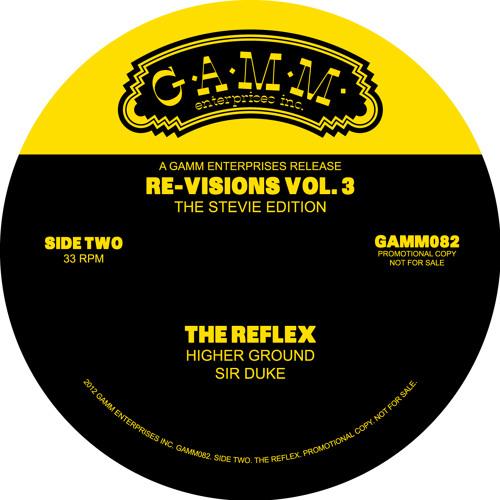 Higher Ground • The Reflex Re√ision