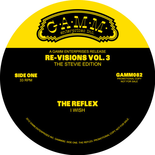 I Wish • The Reflex Re√ision