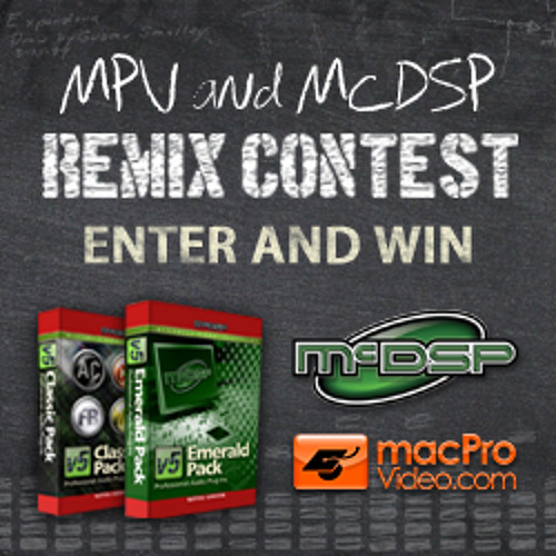 MPV and McDSP Remix Contest [CLOSED]