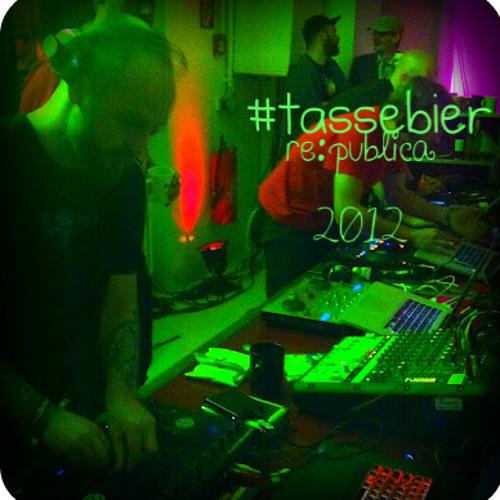 #tassebier @ re:publica 2012