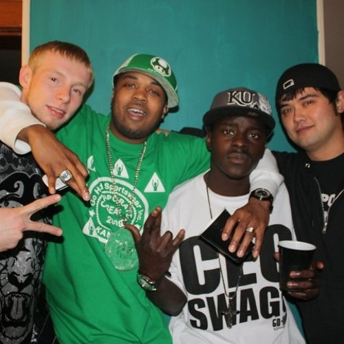 You Know I'm A G:  A BEAT BY JKP with Richard (GQ) Thomas and I.O. on the Mic