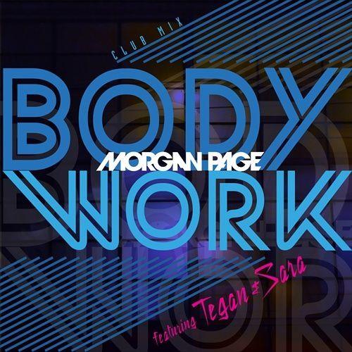Morgan Page - Body Work - Choobz Remix