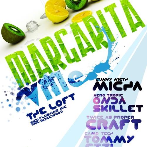 Craft live - Margaritaville event @ Da Spot (Brooklyn, NYC) - May 6th 2012