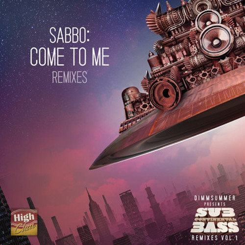 SaBBo - Come To Me (Dead Battery Remix)