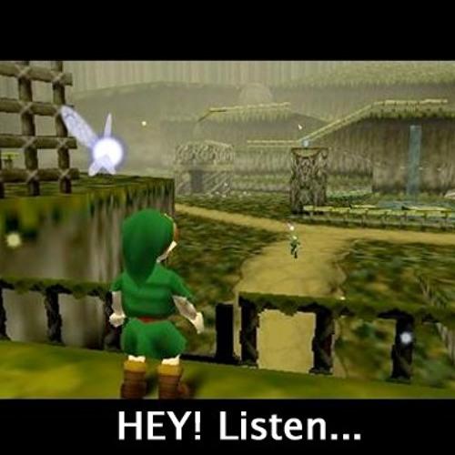 Fairy Fountain(Hey! Listen!)