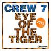 Crew 7 - Eye Of The Tiger 2012 (Radio Mix)