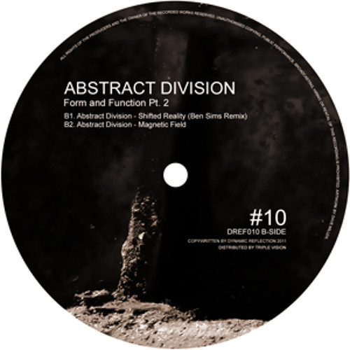 Abstract Division - Shifted Reality (Ben Sims Remix)