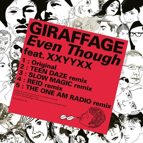Giraffage & XXYYXX - Even Though (REID Remix)