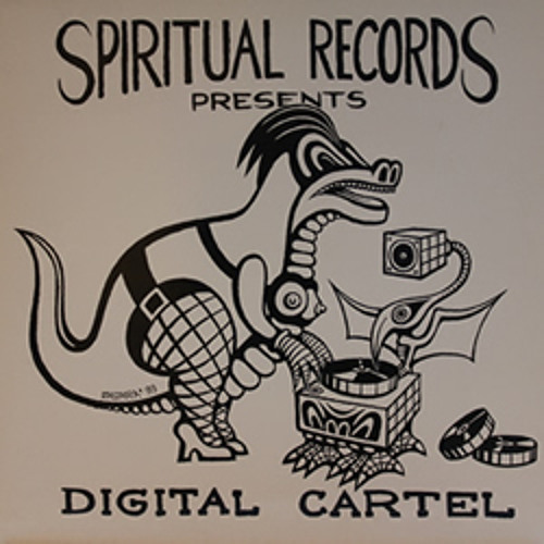 Digital Cartel - Get With It (Side A)