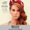 Lana Del Rey - Video Games (Gang Bang remix) BEST HDM EXCLUSIVE /FREE DOWNLOAD