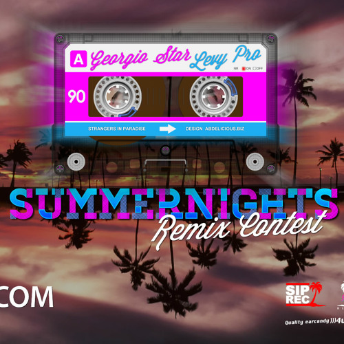 Georgio Star feat. Levy Pro _ Summer Nights REMIX ( Mixed by HVK Music )