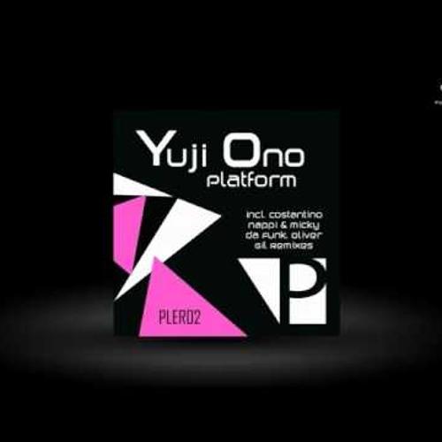 Yuji Ono - Platform ( Costantino Nappi & Micky da Funk MATCH REMIX )