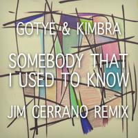 Gotye & Kimbra - Somebody That I Used To Know (Jim Cerrano Remix)