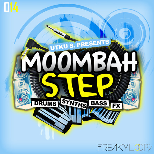 Utku S. Presents Moombahstep Sample Pack Demo / Out now