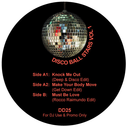 Disco Deviance 25 - A2 - Make Your Body Move (Get Down Edit) 96kps Preview