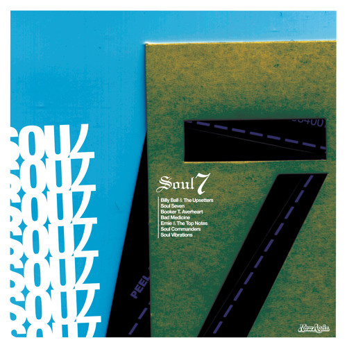 Soul 7 - Ernie and the Top Notes - Dap Walk