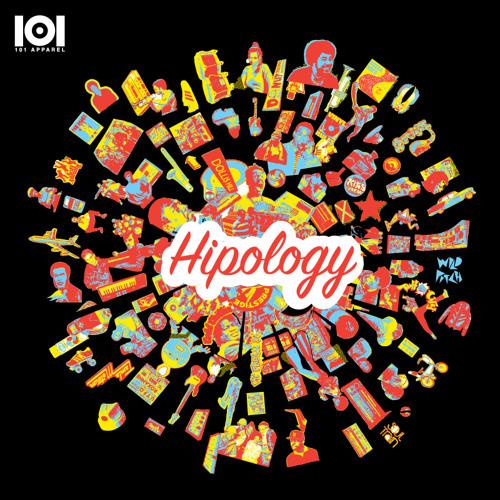 "101 Apparel Presents Marc Mac ""Hipology"" - 12 min sampler"