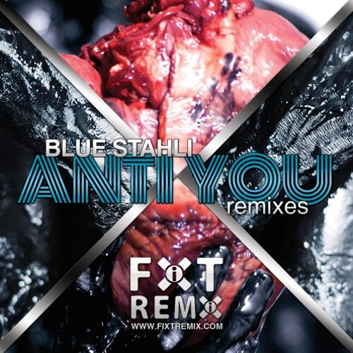 Blue Stahli - Anti you (Red Online Remix)