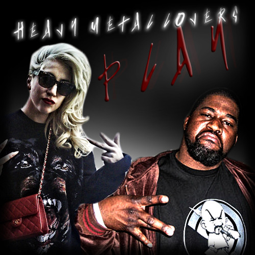 Heavy Metal Lovers Play - David Banner & Lady Gaga
