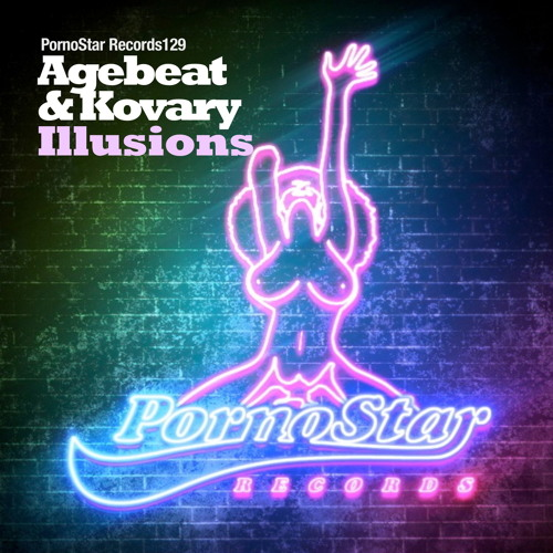 Agebeat & Kovary - Illusions (Radio Edit)
